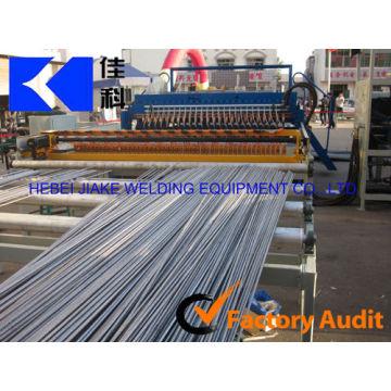JIAKE PLC control reinforcing welded mesh machine