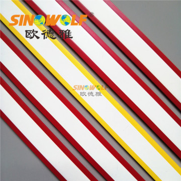Customize Double Color PVC ABS Edge Banding