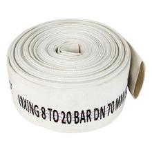 Tuyau d'incendie de 6 pouces / tuyau résistant au feu / tuyau d'incendie de porcelaine