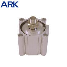 Cylindre pneumatique compact compact de la Chine Impact KCQ2