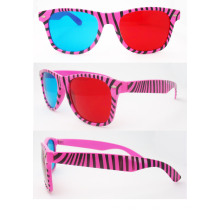 Anaglyph Cool Style 3D Glasses (3D002)
