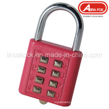 Zinc Alloy Combination Padlock (511)