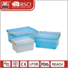 2015 BPA frei luftdicht Kunststoff Lebensmittel-Container, Behälter aus Kunststoff Großhandel