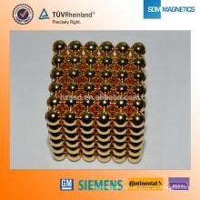TS16949 N52 permanente große Magneten für Motor