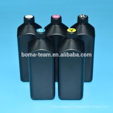Светодиодные УФ трафаретной печати чернила для Epson l800 R330 R1390 1400 R270 r230 инструмент головки принтера печать на все, с 3D-эффектами бутылка чернил