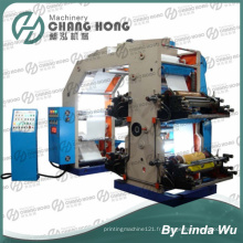 Imprimante de Flexo de machine d'impression de sac non-tissée de Changhong