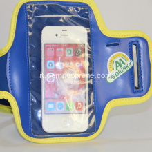 Bracciale in neoprene impermeabile di alta qualità per iphone