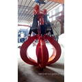 360 degree Rotation Hydraulic Grab with 5Teeth