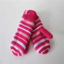 Детские перчатки без пальцев газа
