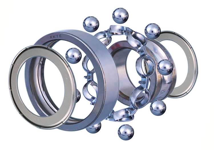 Ball Bearing 80305 C3 For Conveyor Roller Carrier