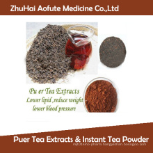 Herbal Health Tea Drink Puer Tea Extracts & Instant Tea Powder