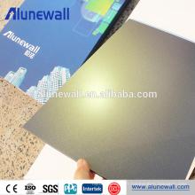 Résistance à la corrosion et à la pollution des panneaux composites de haute qualité Nano-aluminium isolés