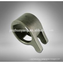 CNC machining precision custom alloy steel investment casting part