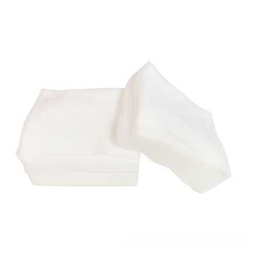 High Quality Absorbent Gauke Cotton Pad