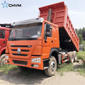 Tombereau 375HP Sinotruk HOWO 6x4 d'occasion