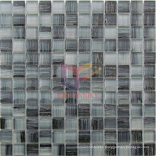 Hand Painting Crystal Glass Mosaic Tiles (CD410)