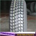Горячая продажа фабрики Хорошая цена 315 / 80r22.5 295 / 80r22.5 Китайская грузовая шина