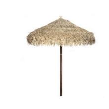 180g Ployester Cheap Outdoor Straw Beach Umbrella