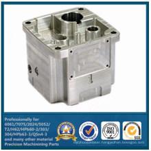 CNC Machining Aluminum with Aluminum Machined Parts (WKC-430)