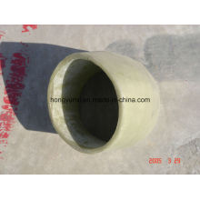 Cotovelo de fibra de vidro para indústria química