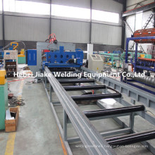 Automatic electro steel grating welding equipment