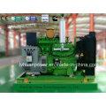 Generador de gas natural 60Hz o 50Hz 100kw con toldo silencioso para GNL o GNC