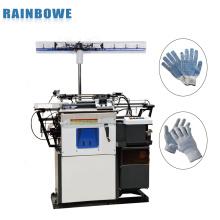 Machine automatique de gant de travail d'opération facile pour le gant tricoté