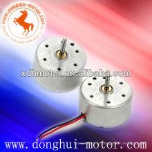 300 3v micro motor de CC para ambientador y ventilador