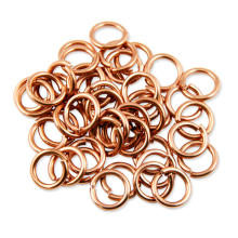 Brass Alloy Welding Rings Cheap Price By China Supplier Phosphorus Copper Soldering Rings