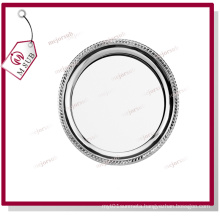 Best Selling! 10′′ Round Metal Plate by Mejorsub