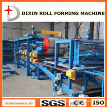China Equipments Sandwich Panel Making Machine