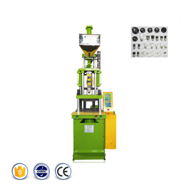 Space-Saving Hydraulic Moulding Machine