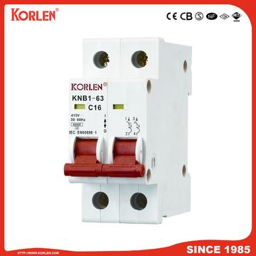 63A Mini Circuit Breaker 240V / 415V Best Switch