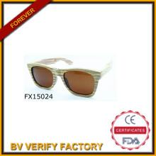 2015 handgemachte Bambus Sonnenbrille (FX15024)