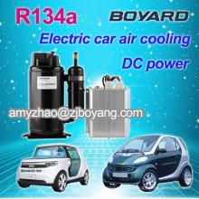 Compresseur DC DC r134a rotatif pour climatiseur portable 12v
