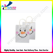 Promotion Bag/Paper Bag /Folding Bag with Smile Face