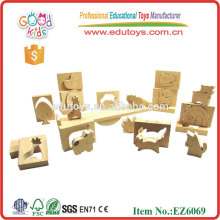 Educational Animal balance Wooden Toy