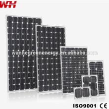 Panneaux solaires monocristallins de 30 watts pour usage domestique