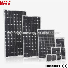Paneles solares monocristalinos de 30 vatios para uso doméstico