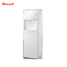 Tragbare heiße und kalte freistehende Kompressor Kühlwasserspender