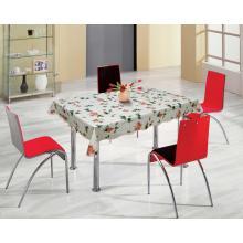 Pvc Table cloth Sewing Edge 152 x 228cm