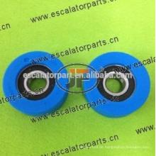 Schritt Roller Kettenrolle 70 * 25mm 044.01093 (Faigle)