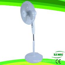 16inches DC12V Soalr Fan Stand Fan Desk Fan (SB-S-DC16E)