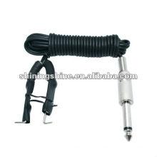 2016 hot sale tattoo supplier footswitch strap clip cord