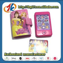 China fabricante Cute Mini brinquedo de telefone de plástico com tampa do telefone