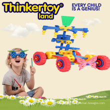 Creative Toys Building Block for Kids in Truck Shape