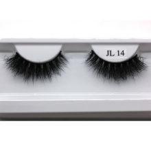 FA2621 Hitomi Luxury Styles false eyelashes private label 3d Mink Eyelashes Custom Package Fluffy real 21mm mink eyelashes