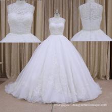 Кружево Блузка Длинный Поезд Свадебное Платье Модели