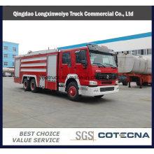Vehículo de bomberos de recuperación, camión de bomberos de emergencia, camión de bomberos de recuperación