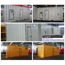 Kanpor Kpmt Sereis Silent Generator 313kVA-3000kVA 50Hz 60Hz 20 Feet Containerized Diesel Genset Powered by German Mtu